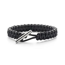 SURVIVAL BRACELET, 16CM-GRAY