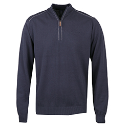 QTR ZIP V-NECK SWEATER Thumbnail