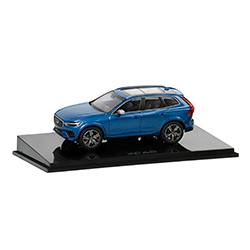 XC60 BURSTING BLUE MODEL 1:43 Thumbnail
