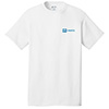 White 100% Cotton T-shirt - DS Thumbnail