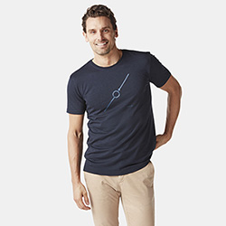 MEN'S THE DIAGONAL T-SHIRT