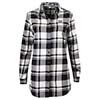 Ladies Plaid Flannel Shirt Thumbnail