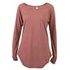 Ladies Perfect Tri Long Sleeve Tunic Tee Thumbnail