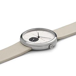 REIMAGINED WATCH 36, WHITE