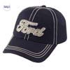 Navy Ford Applique Hat Thumbnail