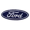 "2.5"" in Ford Oval Patch Thumbnail"