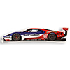 Ford GT Car Decal Thumbnail