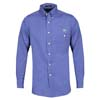 French Blue Button Shirt Thumbnail