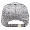 Grey Marled Poly PPG Hat