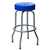 PPG Blue Counter Stool Thumbnail