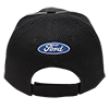 Black Ford Racing Hat