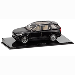 XC90 ONYX BLACK MODEL 1:43 Thumbnail
