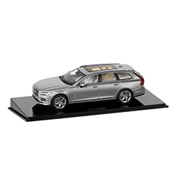 BRIGHT SILVER V90 MODEL 1:43 Thumbnail