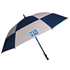 Navy White Totes Umbrella - DS Thumbnail