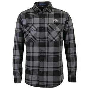 Plaid Flannel Shirt Image