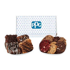 Fresh Baked Cookie & Brownies Mailer Box Image