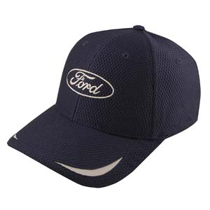 Ford Navy Texture Hat