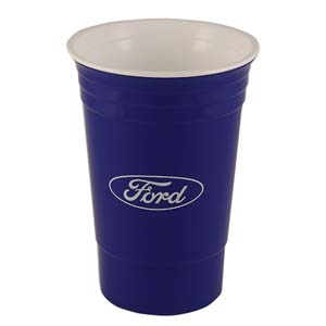 Blue DBL Wall Party Cup