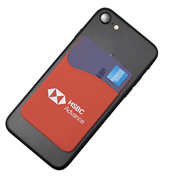 Product Detail - HSBC Advance Econo Silicone Phone Wallet