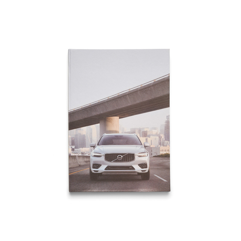 VOLVO CARS NOTEBOOK A5, 10 PCS