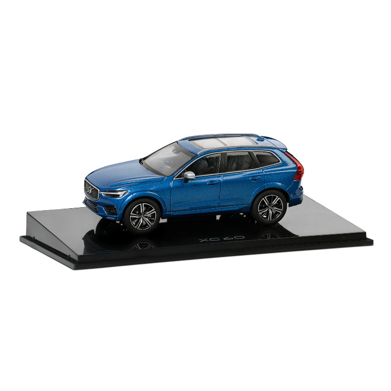 BURSTING BLUE XC60 MODEL 1:43