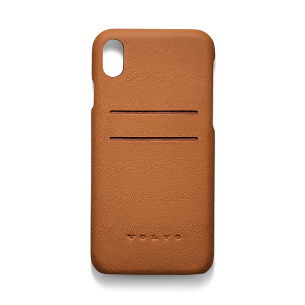 REIMAGINED IPHONE XR CASE, BROWN